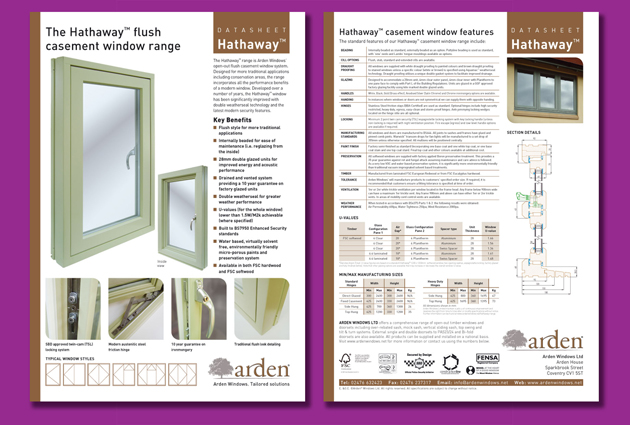Arden Windows